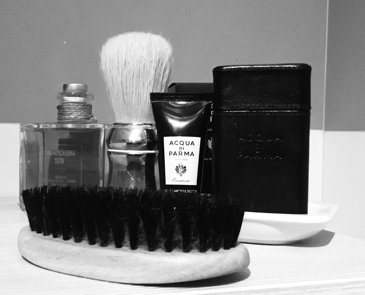 Arrisetto, barba e qualche ricordo